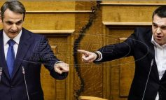 Live: Προεκλογική κόντρα Τσίπρα-Μητσοτάκη για την ψήφο εμπιστοσύνης