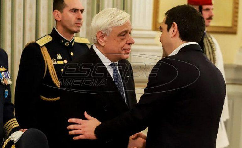 Σήμερα  το απόγευμα στον Παυλόπουλο ο πρωθυπουργός Αλέξης Τσίπρας – Προκηρύσσει εκλογές