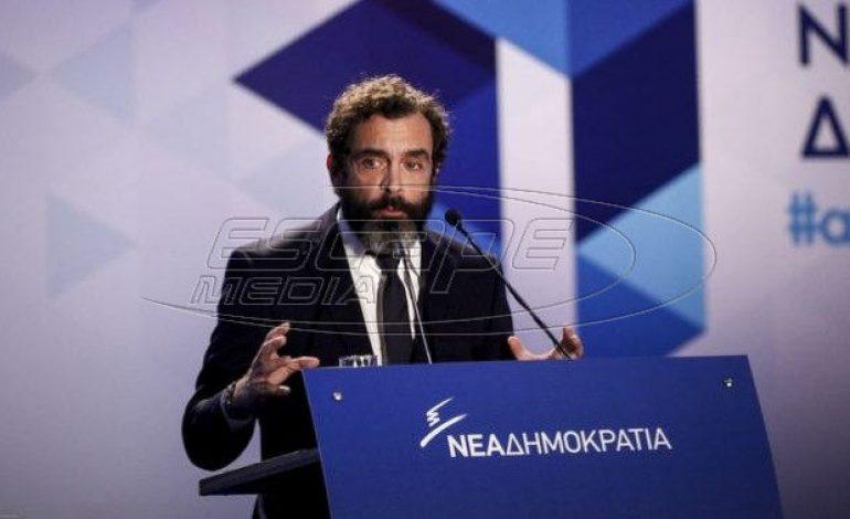 Μαρκουλάκης: Γιατί αποδέχθηκα την πρόταση να είμαι στο Επικρατείας της ΝΔ