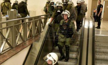 Το Μετρό γεμίζει με πάνοπλους άνδρες – Σχέδιο της αστυνομίας για περιπολίες από τους «Μαύρους Πάνθηρες»