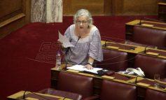 Η πρώτη παραίτηση βουλευτή είναι γεγονός - Γιατί η Γερασιμίδου παραδίδει την έδρα της