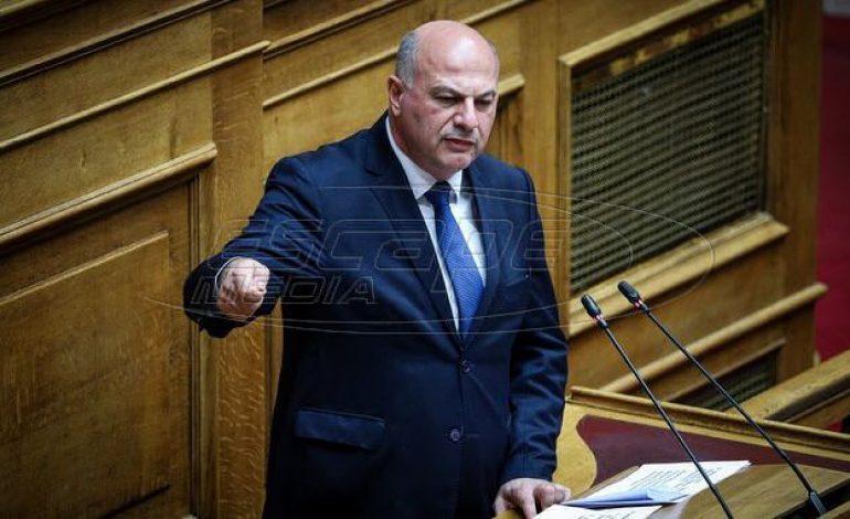 Τσιάρας: Τέλος στο νόμο Παρασκευόπουλου, επανέρχονται φυλακές τύπου Γ' – Νέοι διορισμοί στη Δικαιοσύνη