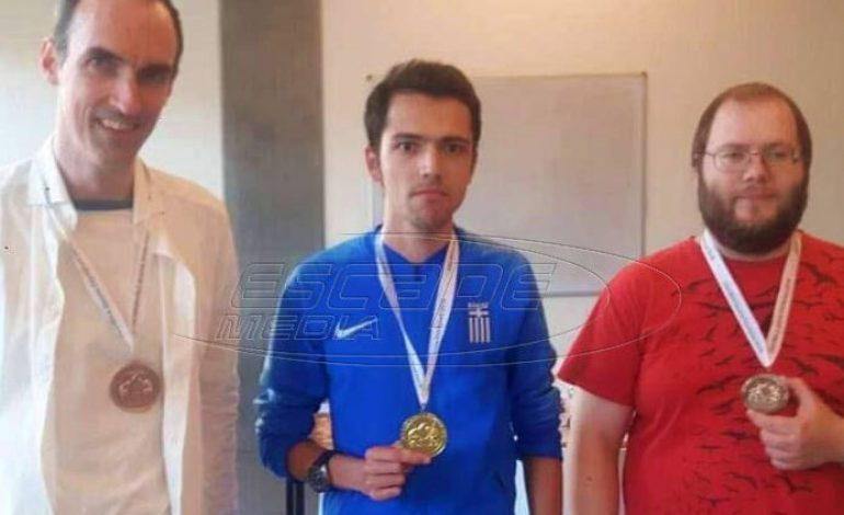 Δημήτρης Κοσμόπουλος: Ο χρυσός Καλαβρυτινός της Ολυμπιάδας Νόησης