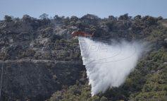 Πενήντα τρεις δασικές πυρκαγιές εκδηλώθηκαν το τελευταίο 24ωρο σε όλη την Ελλάδα