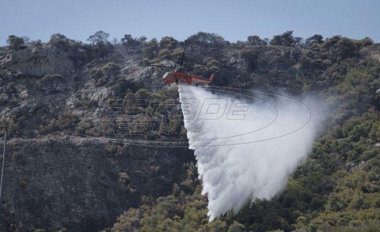 Ζάκυνθος: Εκτός ελέγχου η πυρκαγιά – Εκκενώθηκαν δύο χωριά – Πού απαγορεύεται η κυκλοφορία