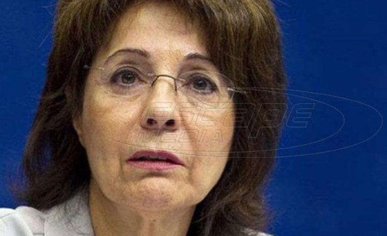 Και η Μαρία Δαμανάκη υποψήφια για τη θέση του Προέδρου της Δημοκρατίας