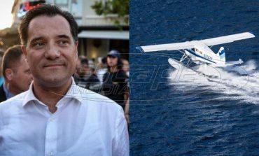 Άδωνις Γεωργιάδης: «Tου χρόνου το καλοκαίρι θα πετάμε με υδροπλάνα»