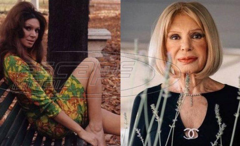 Ρίκα Διαλυνά: Ο Μάρλον Μπράντο, οι αποκαλυπτικές φωτογραφίες για την εποχή της και το χάρισμα που την έκανε να ξεχωρίζει