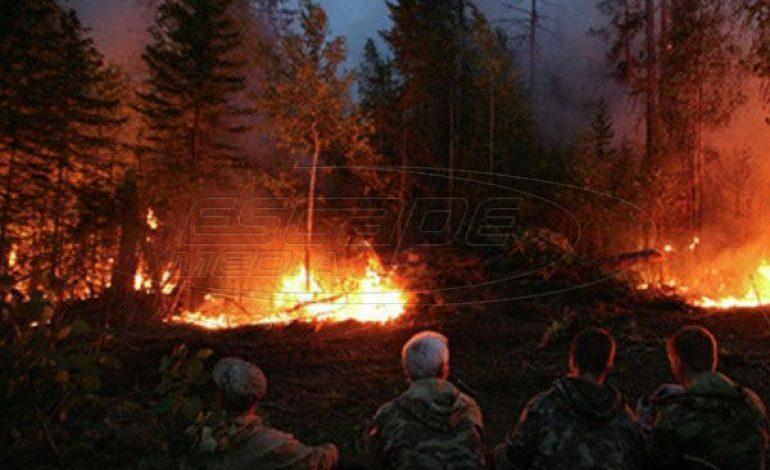 Κινδύνους παρόμοιους με εκείνους του Τσερνόμπιλ προκαλούν οι φωτιές στη Σιβηρία