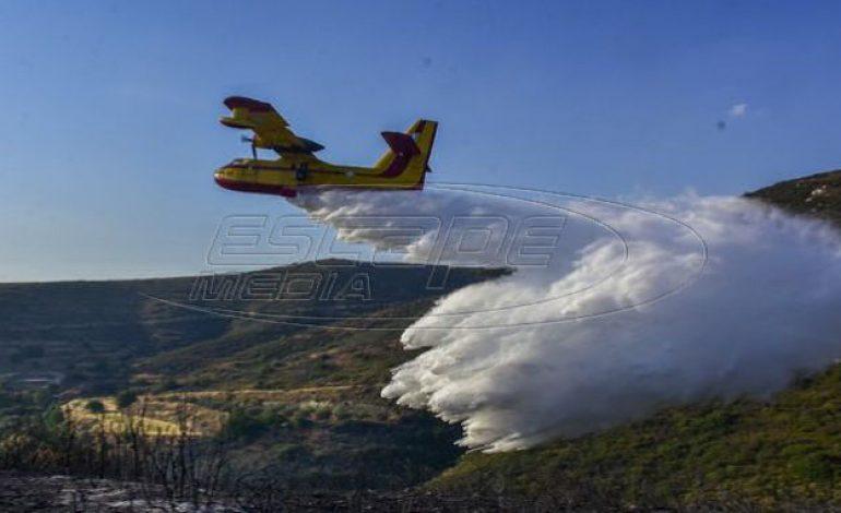 Πολιτική Προστασία για φωτιές: «Εκρηκτικό» κλίμα για τρεις ημέρες