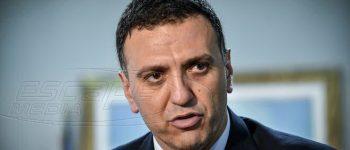 Κικίλιας: Δεν θα πληρώνουν οι Έλληνες τις υπηρεσίες του ΕΣΥ σε αλλοδαπούς ασφαλισμένους