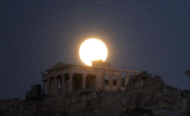 Πανσέληνος Αυγούστου: Έρχεται το πιο όμορφο φεγγάρι της χρονιάς – Όλες οι εκδηλώσεις