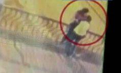 Βίντεο: Ζευγάρι πέφτει από γέφυρα ενώ φιλιέται παθιασμένα και σκοτώνεται