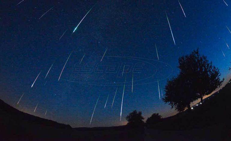 Περσείδες 2019: Πότε θα κορυφωθεί η θεαματικότερη βροχή αστεριών του καλοκαιριού