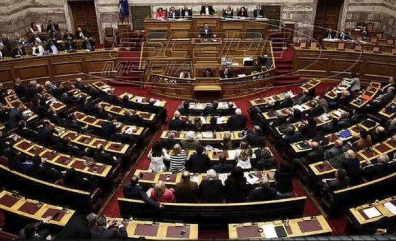 Ανέβηκαν οι τόνοι στη Βουλή για το Ελληνικό – Γεωργιάδης σε Τσίπρα: Να πείτε ποια συμφέροντα εξυπηρετείτε – Αίτημα για ονομαστική ψηφοφορία