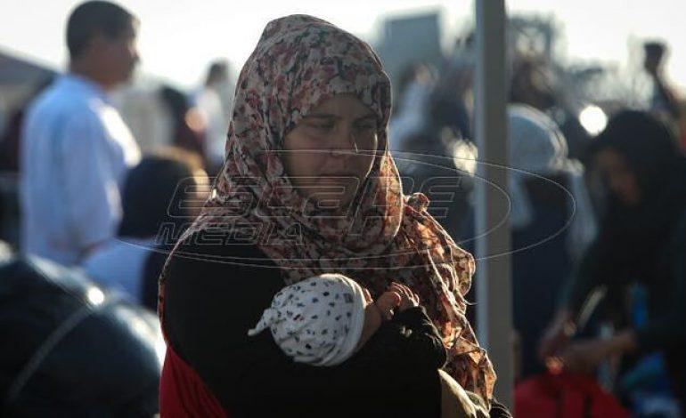 Κλειστός ο παράδρομος της Αθηνών – Λαμίας στο ύψος της Μαλακάσας από πρόσφυγες