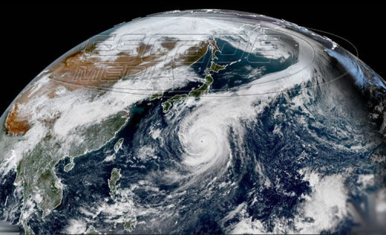 Συναγερμός στην Ιαπωνία για τον τυφώνα Χαγκίμπις