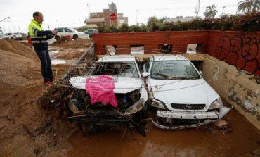 Ισπανία : Ενας νεκρός και τέσσερις αγνοούμενοι από πλημμύρες