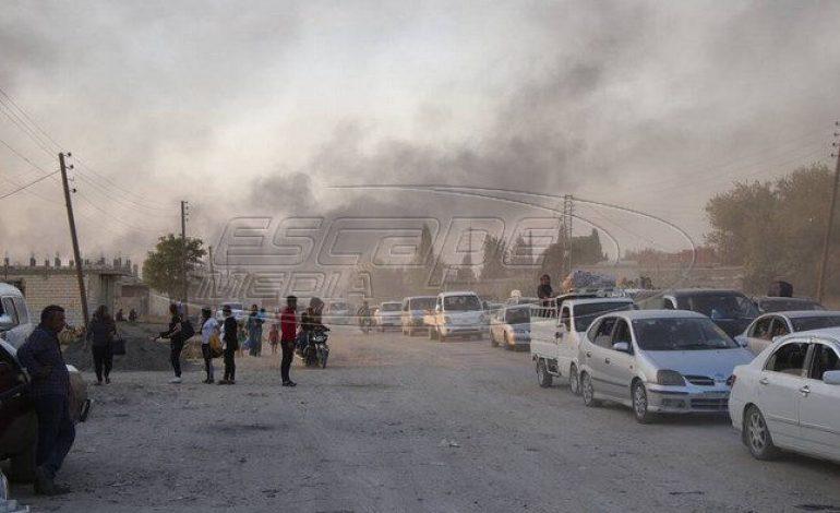 Τουρκική εισβολή στη Συρία: Συνεχίζεται το αιματοκύλισμα – Δεκάδες θύματα άμαχοι