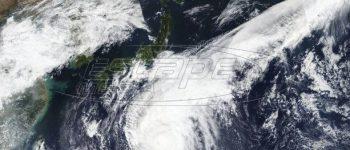 Φωτό & βίντεο από την Ιαπωνία: Ο τυφώνας Χαγκίμπις, ισοπέδωσε συνοικίες, κατέστρεψε αυτοκίνητα, αναποδογύρισε τις στέγες σαν καρυδότσουφλα