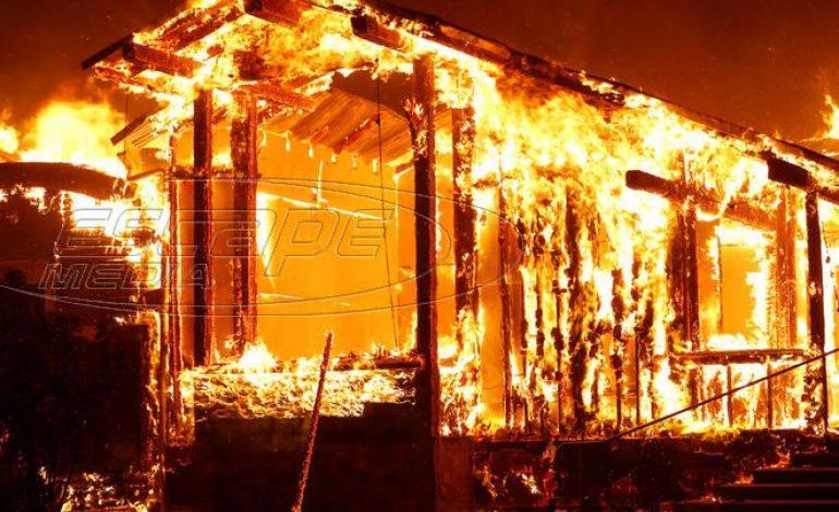 180.000 άνθρωποι κλήθηκαν να εγκαταλείψουν τα σπίτια τους στην Καλιφόρνια