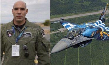 Πιλότος του F-16: Τούτος ο λαός δε γονατίζει παρά μονάχα στους νεκρoύς του