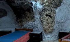 Στην Κρήτη νοικιάζουν Αirbnb σπηλιές όπου ζούσαν... λεπροί - Διαθέτουν και τζακούζι (βίντεο)