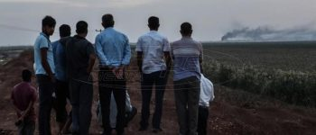 OHE-Συρία: 100.000 άνθρωποι εγκατέλειψαν τις εστίες τους μετά την εισβολή