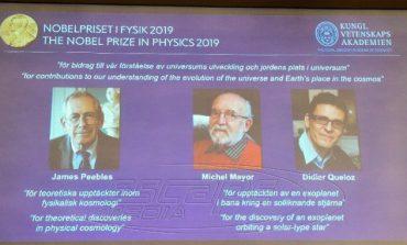 Αυτοί είναι οι τρεις νέοι νομπελίστες Φυσικής 2019 – Έπαθλο 910 χιλ. δολαρίων