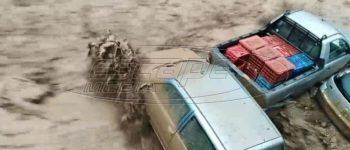 Σάρωσε η κακοκαιρία την Θάσο: Καταστροφές στο λιμάνι, απεγκλωβισμοί κατοίκων
