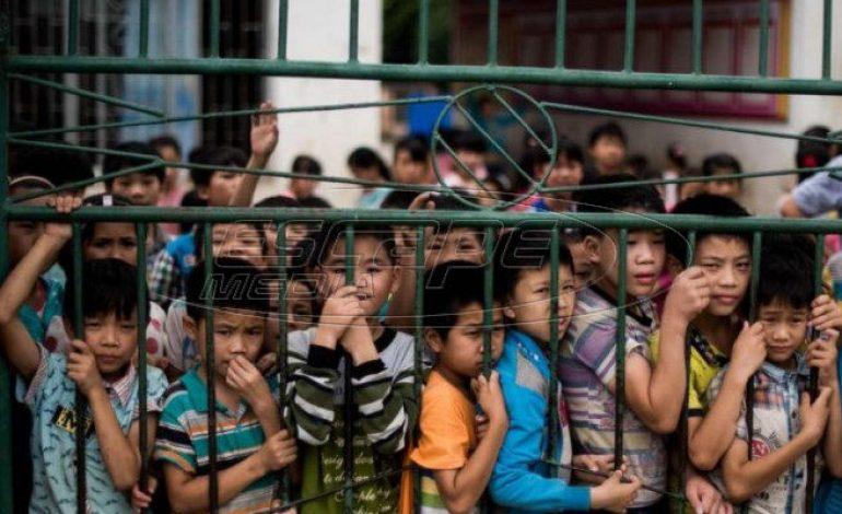 ΟΗΕ: Περίπου 7 εκατομμύρια παιδιά δεν είναι ελεύθερα