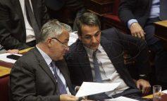 Ο Βορίδης... αντικρούει on air την «πρώτη προτεραιότητα» του Μητσοτάκη για το προσφυγικό (Video)