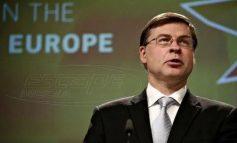 Ντομπρόβσκις: Η ΕΕ είναι έτοιμη να αναστείλει τους δημοσιονομικούς κανόνες – Ο κορονοιός απελευθερώνει την οικονομία της Ελλάδας