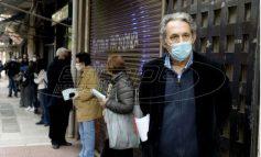 Ουρές στο Υποθηκοφυλακείο, θερμομέτρηση στο Ειρηνοδικείο ενώ οι δικηγόροι απέχουν