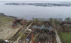 Νέα Υόρκη: Πρόταση για φωτισμό του νησιού Χάρτ, τάφου θυμάτων της πανδημίας του κορωνοϊού-Video-