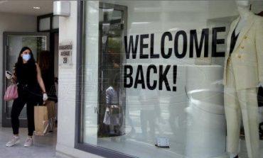 Άρση μέτρων: Από Δευτέρα 25/5 ανοίγουν εστιατόρια & καφέ - Ελεύθερες μετακινήσεις στα νησιά