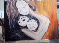 Ο πραγματικός ορισμός της    « Μητέρας, Μάνας, Μαμά »