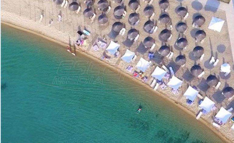 Ο καύσωνας φαίνεται πως «ανοίγει» και τις οργανωμένες παραλίες αυτό το Σαββατοκύριακο