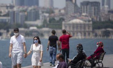 Τουρκία: Σχεδόν 1.200 κρούσματα σε ένα 24ωρο