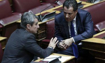 Συνεχίζεται η αντιπαράθεση σχετικά με τη δήλωση Γεωργιάδη για Τουλουπάκη