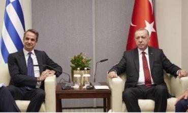 Το παρασκήνιο της επικοινωνίας Μητσοτάκη – Ερντογάν