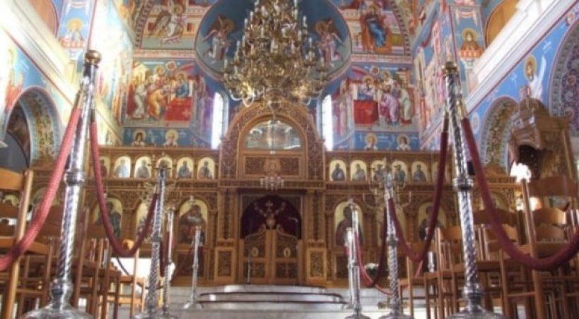 Αντίθετη η Ιερά Σύνοδος στο κλείσιμο των εκκλησιών τα Θεοφάνεια