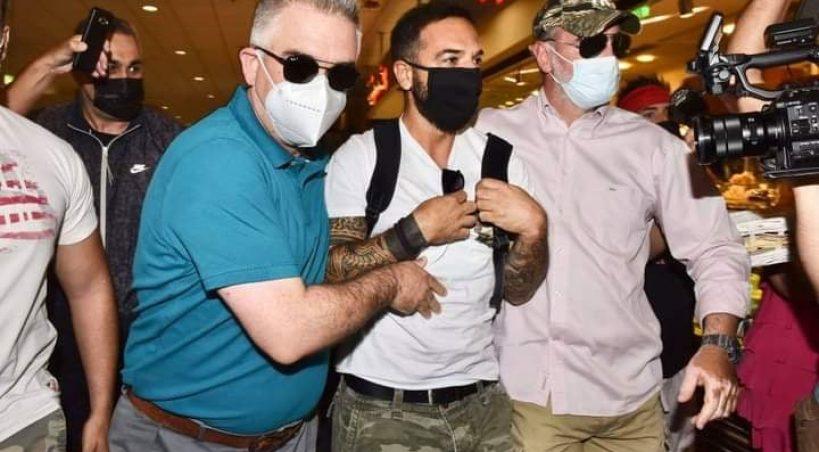 """Θερμή υποδοχή για τον Ντάφυ """"Έσπασαν τα ρολόγια"""" μέχρι να φτάσει στο αεροδρόμιο!"""